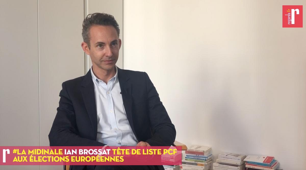Ian Brossat invité de Regards dans POLITIQUE 2k262
